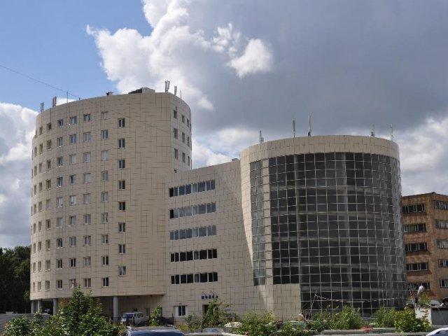 Офисное здание на Научном проезде