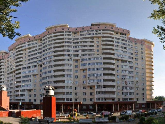 Жилой дом на Севастопольском проспекте